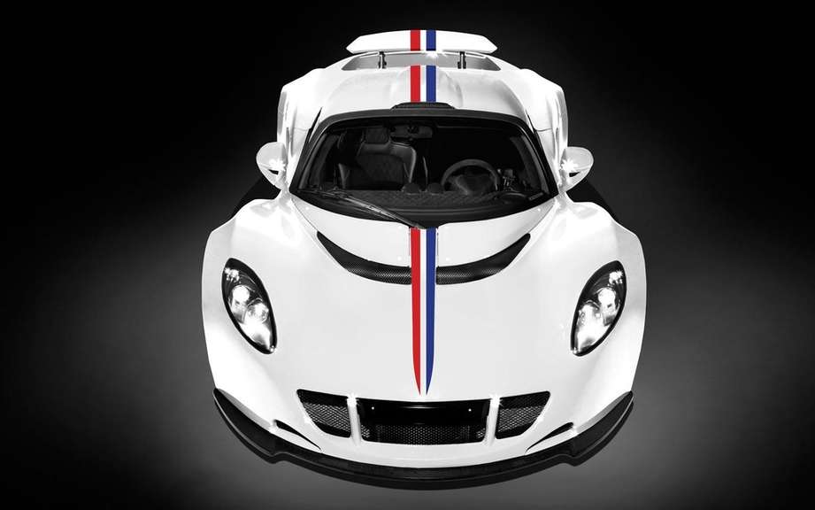 Hennessey Venom GT: as fast as a Bugatti picture #1