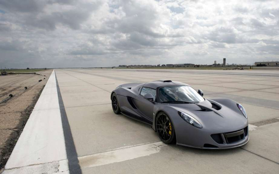 Hennessey Venom GT: as fast as a Bugatti picture #5