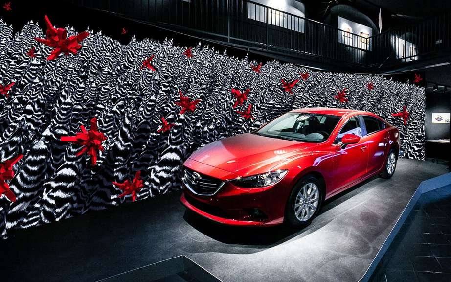 Mazda's KODO style and the Milan Design Week picture #2