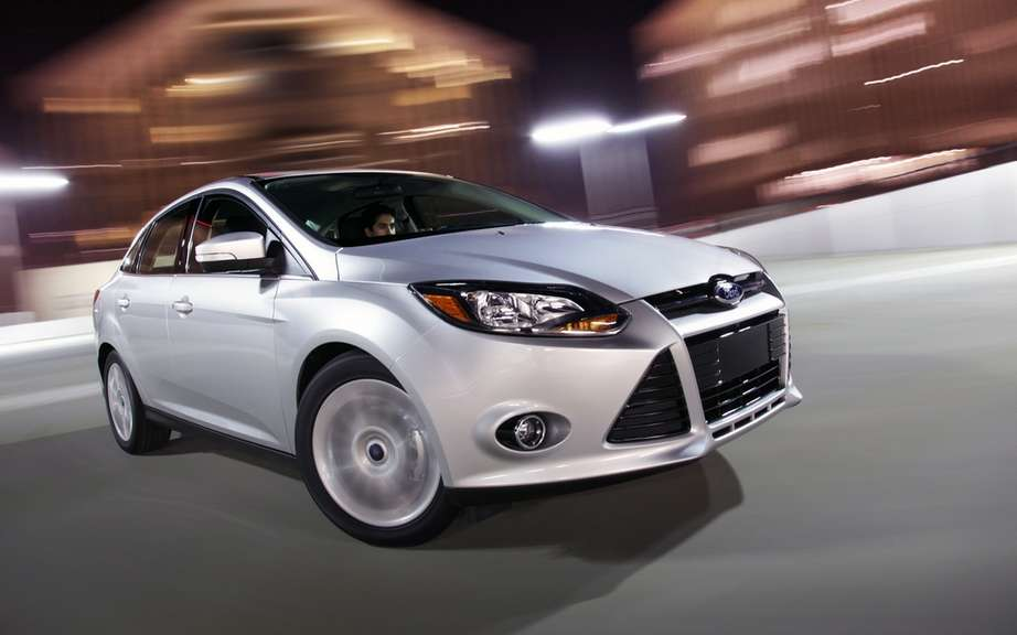 Ford Focus: the top-selling car in 2012 picture #2