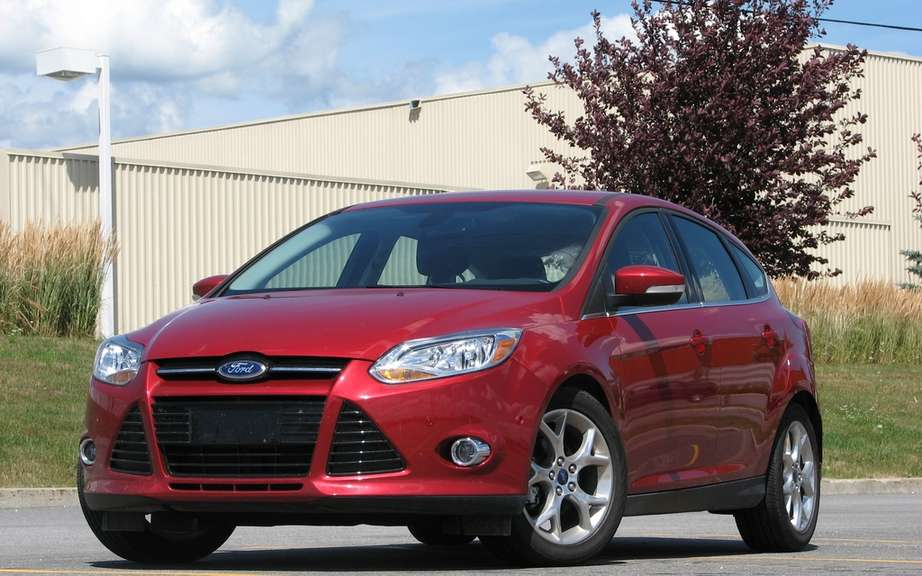 Ford Focus: the top-selling car in 2012 picture #3