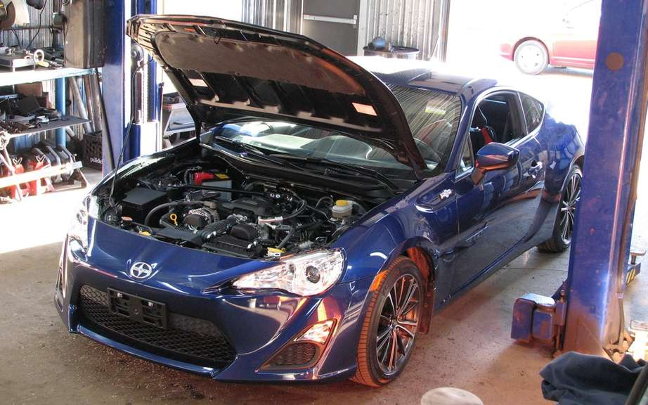 Kia could face cuts Scion FR-S and Subaru BRZ picture #4