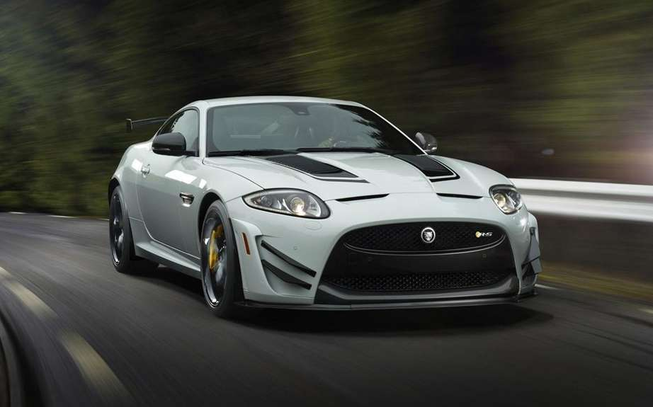 Jaguar XKR-S GT: reserved to North American market picture #3
