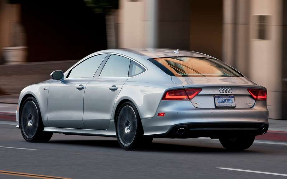 Audi A4 Plug-in-Hybrid: sharper than BMW and Mercedes-Benz picture #1