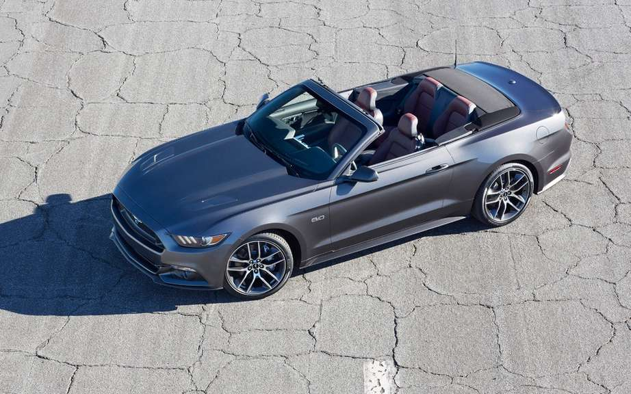 Much juice for the Ford Mustang 2015 picture #3