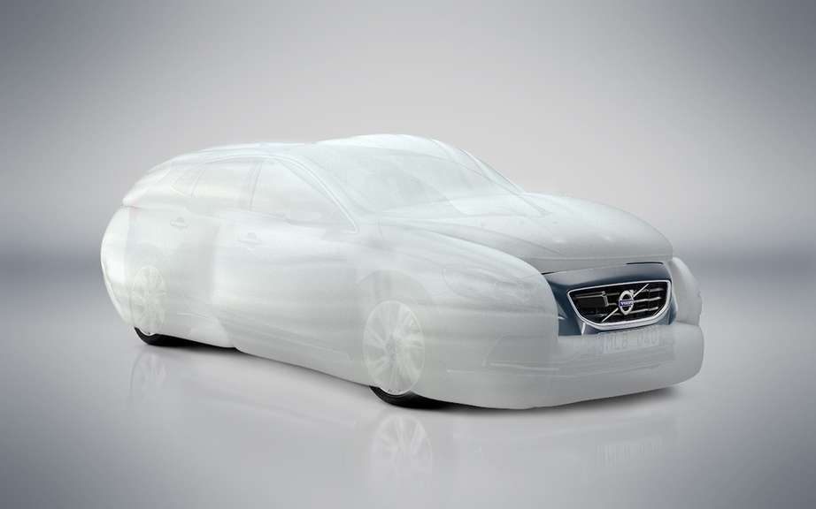 Volvo unveils its total external protection system