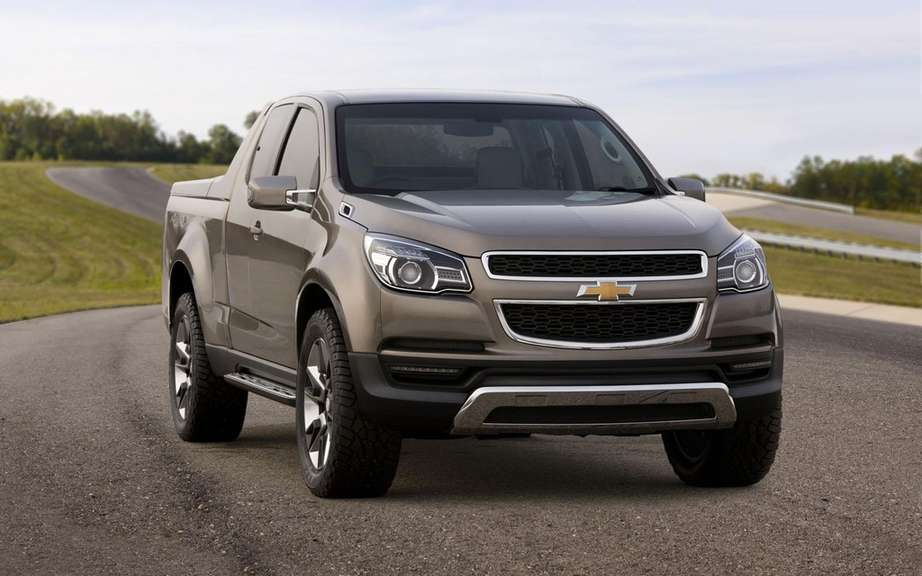 Chevrolet Colorado and GMC Canyon: a possible return! picture #3