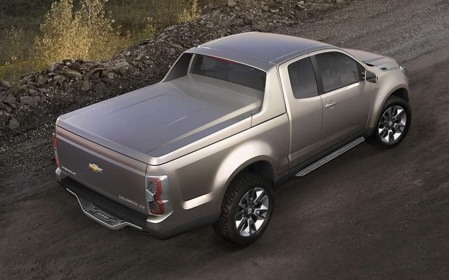 Chevrolet Colorado and GMC Canyon: a possible return! picture #4