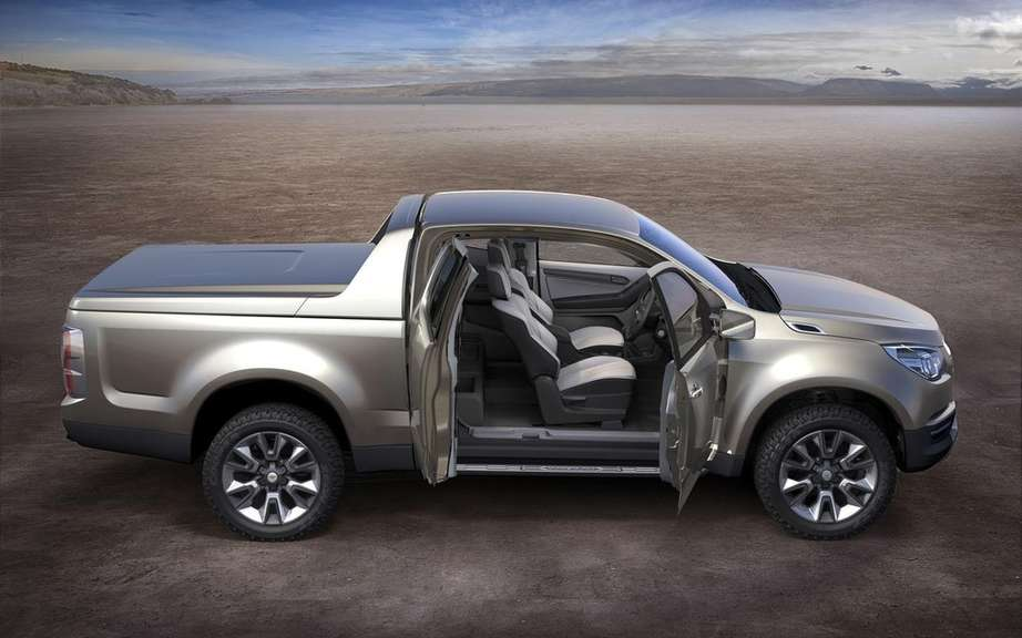 Chevrolet Colorado and GMC Canyon: a possible return! picture #5