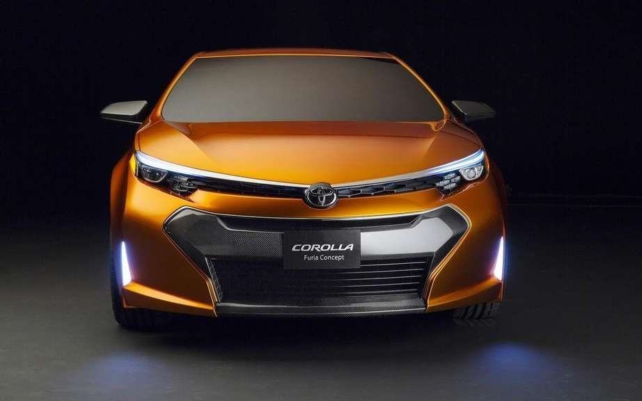Toyota Corolla 2014 she will be unveiled in Shanghai or Frankfurt? picture #5