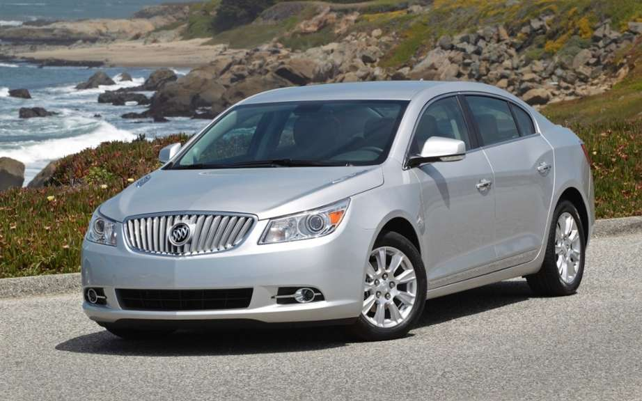 GM recalls 34,000 vehicles brand Buick and Cadillac