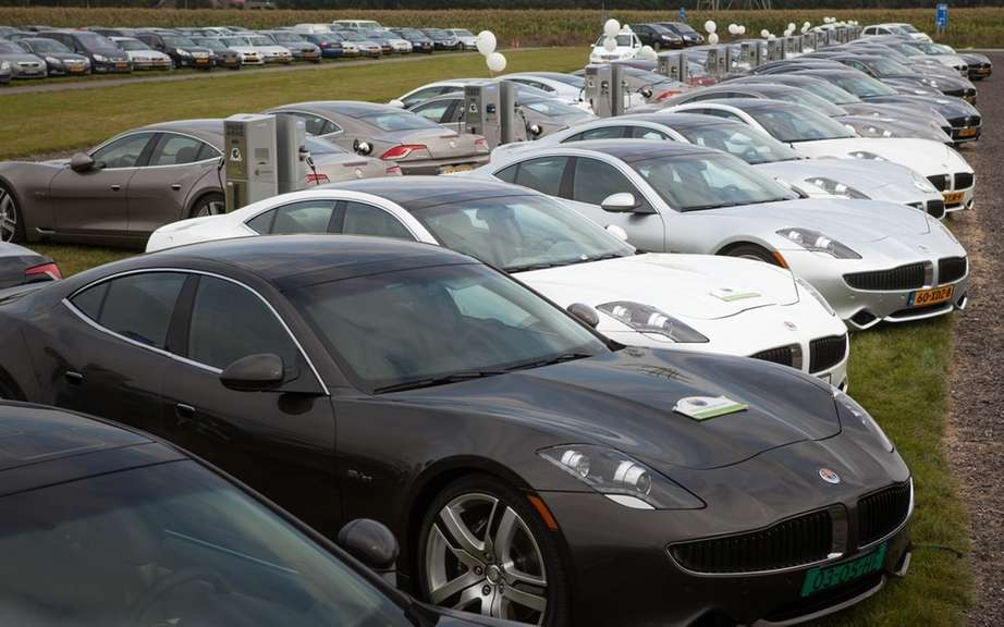 Fisker Automotive: resignation of founder
