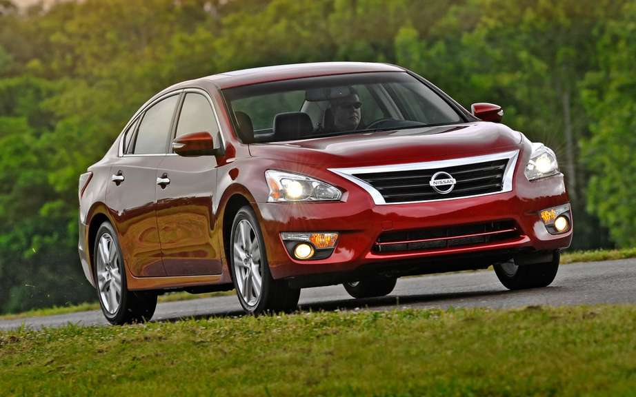 Nissan Recalls discreetly million vehicles picture #6