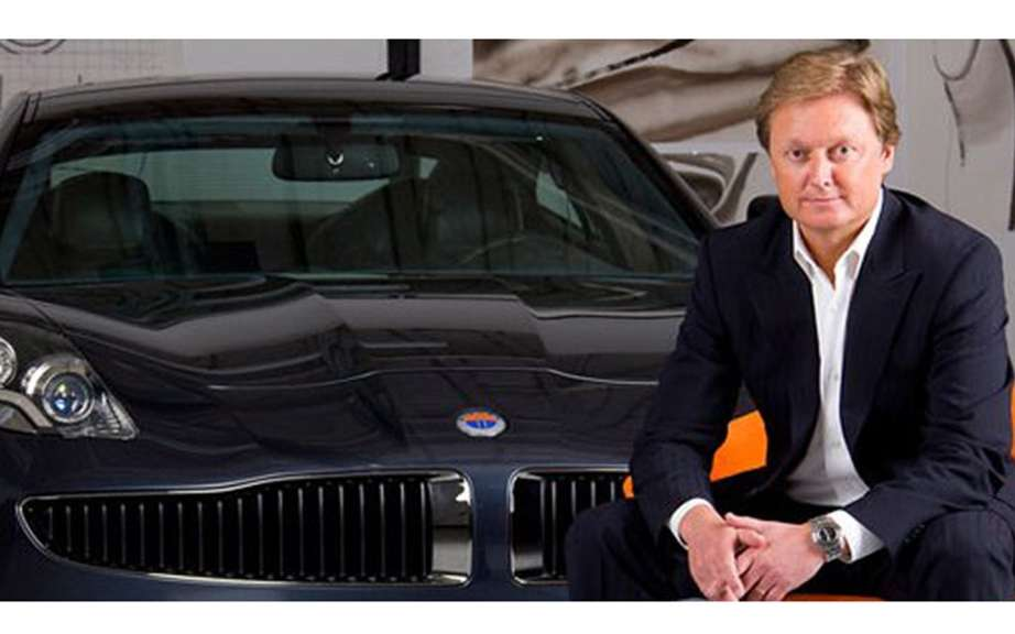 Fisker Automotive: resignation of founder picture #2
