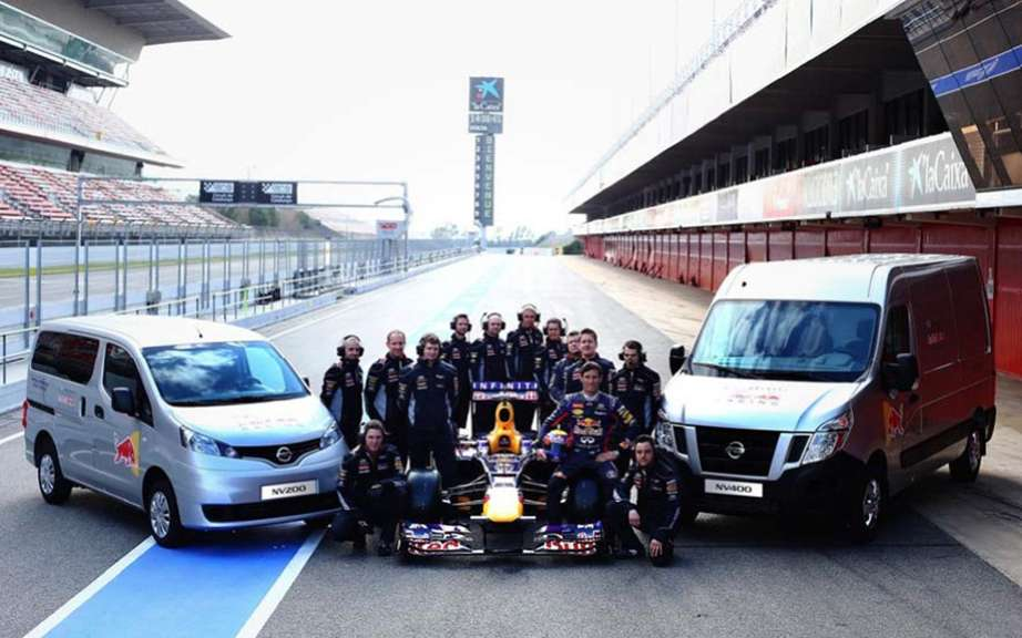 Nissan / Infiniti and 2013 Formula 1 season