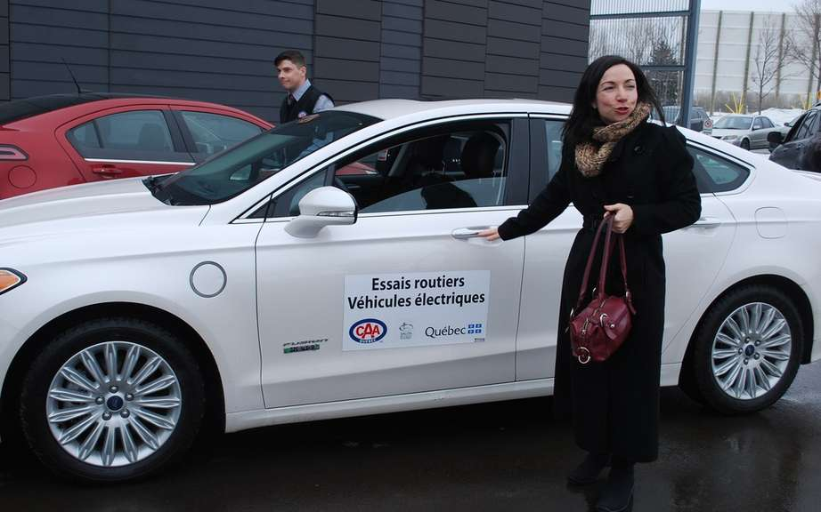 CAA-Quebec balance to Auto Show in Quebec picture #2