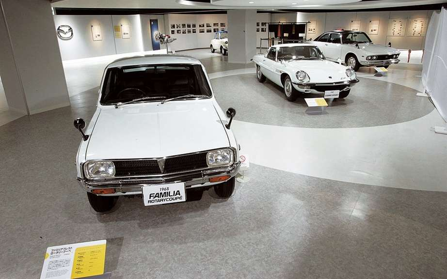 Online tour of the museum Mazda Hiroshima picture #3