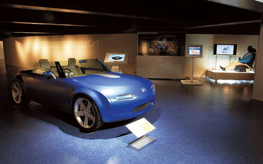Online tour of the museum Mazda Hiroshima picture #4