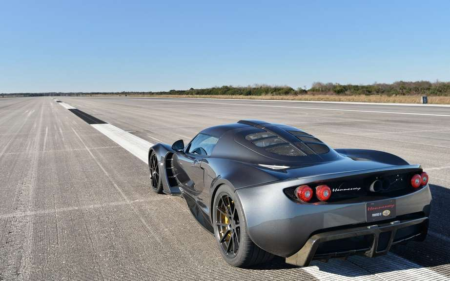 World's Fastest year edition for the Hennessey Venom GT