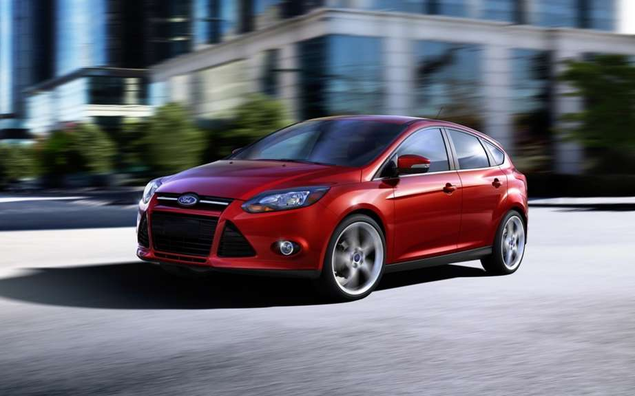 Ford recalls 6500 vehicles in North America picture #4