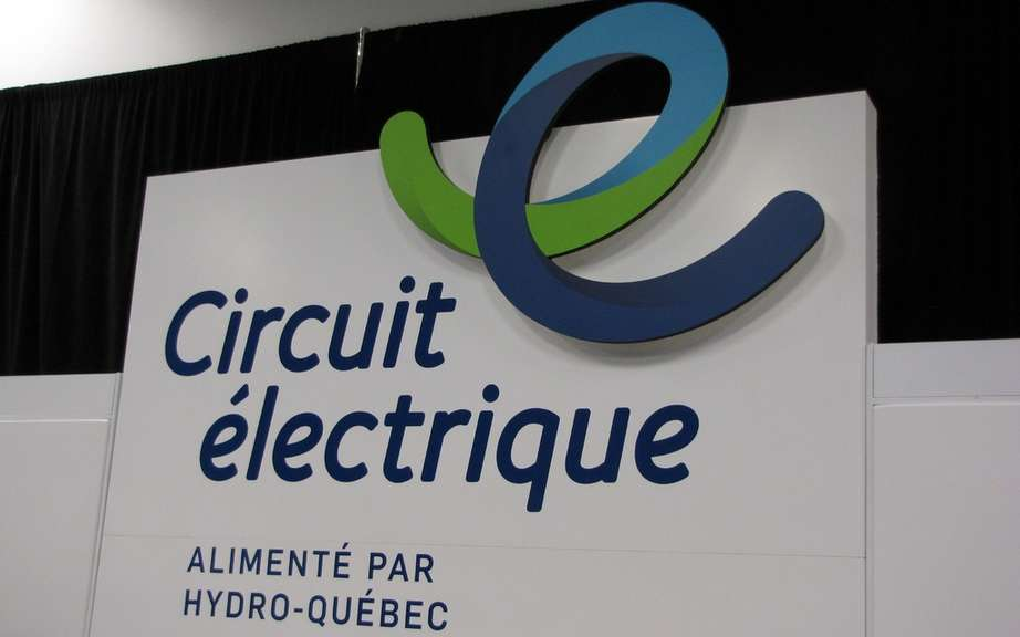 The electric circuit: charging stations for casinos Quebec picture #4