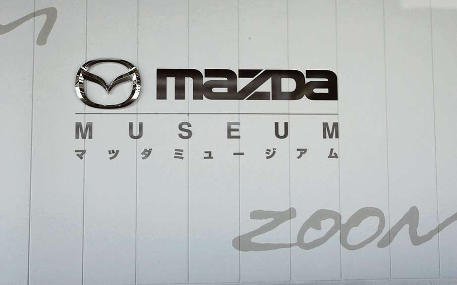 Online tour of the museum Mazda Hiroshima picture #8