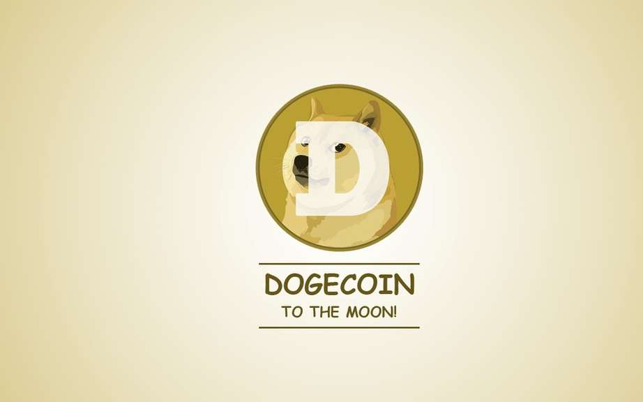 The Dogecoin a sponsor for Talladega