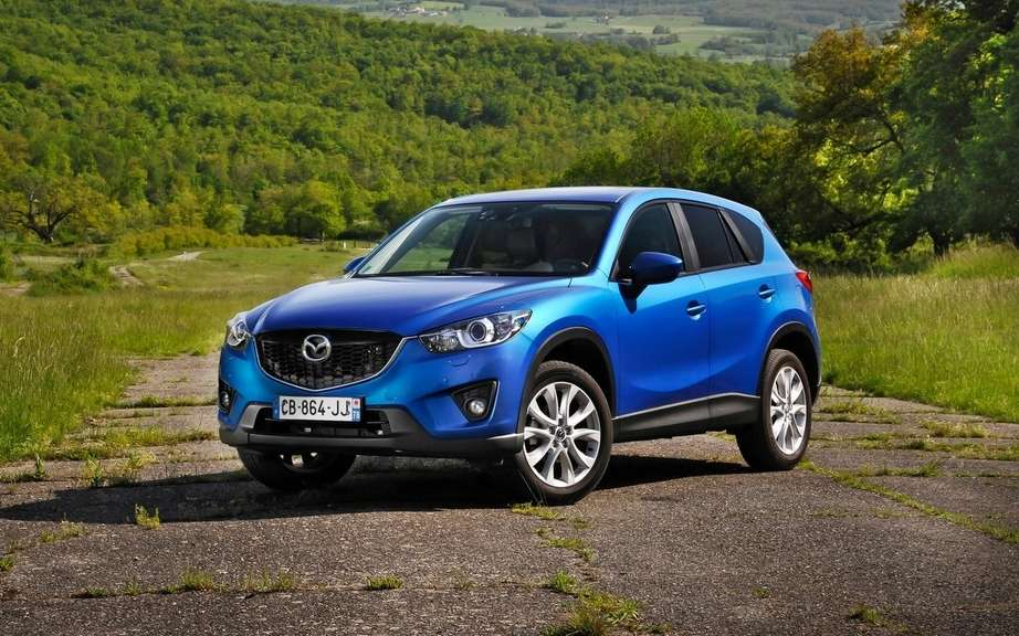 Mazda CX-5 sales that exceed its expectations picture #2