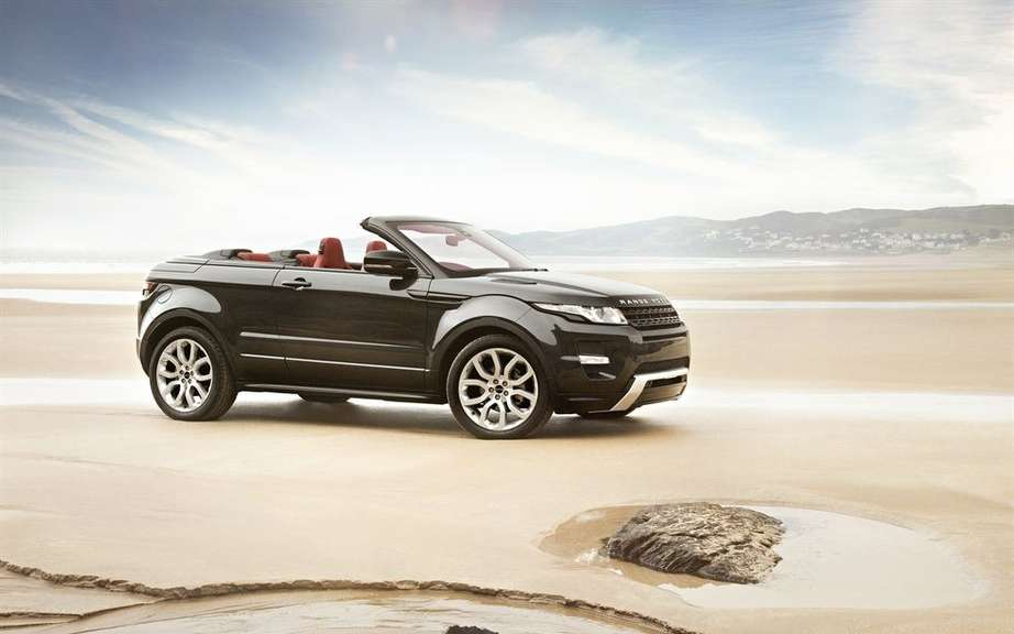 Land Rover announces Canadian prices Evoque model