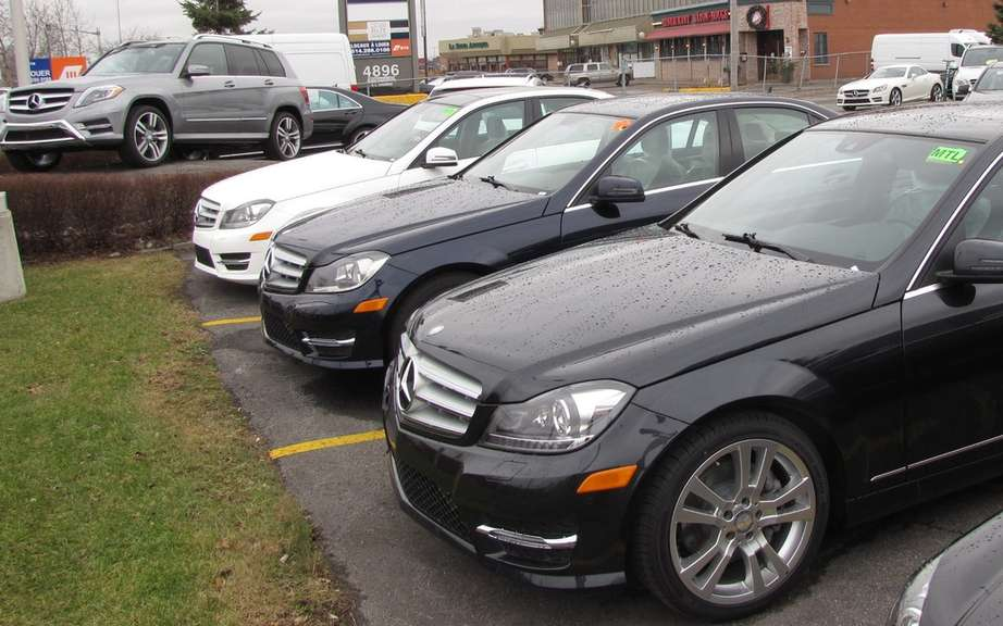 Sales of vehicles up at the beginning of 2013, according to Scotiabank picture #1