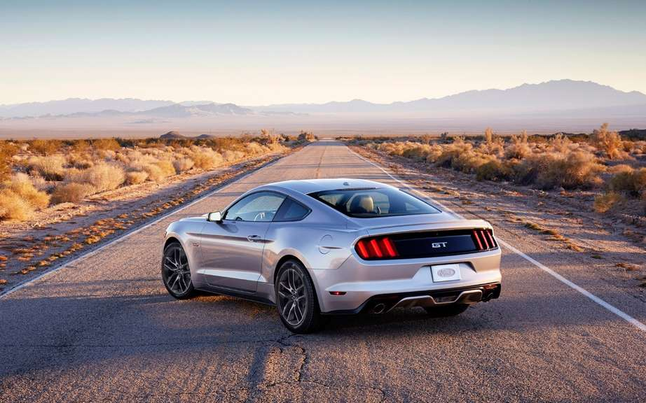 Much juice for the Ford Mustang 2015 picture #7