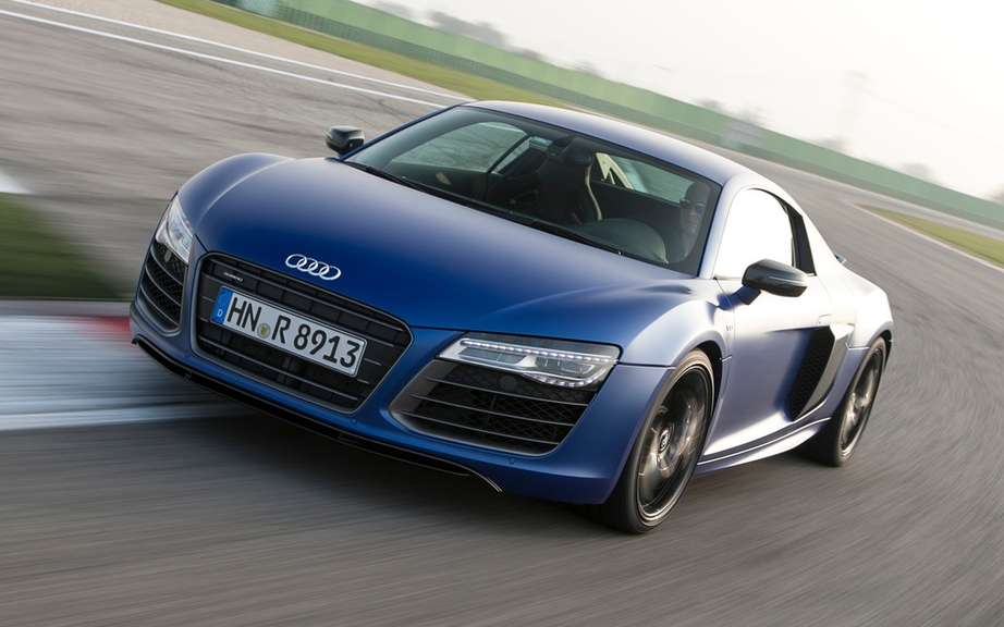 Audi R8 V10 Plus: Looking for thrills