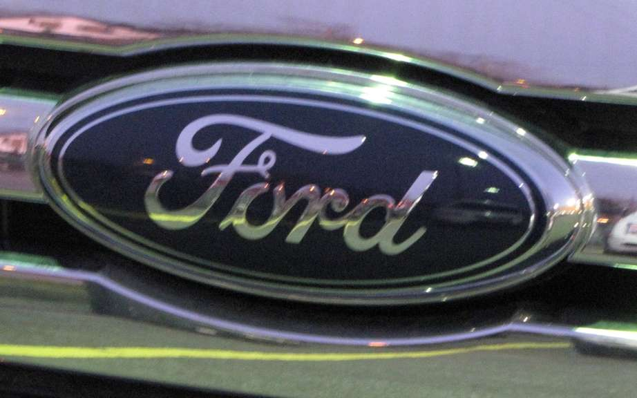 Ford sales in Canada have climbed 5.4 percent in February