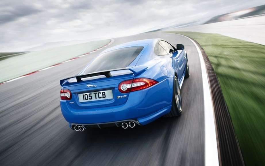Jaguar Canada announces pricing AWD XJ and XKR-S Coupe picture #4