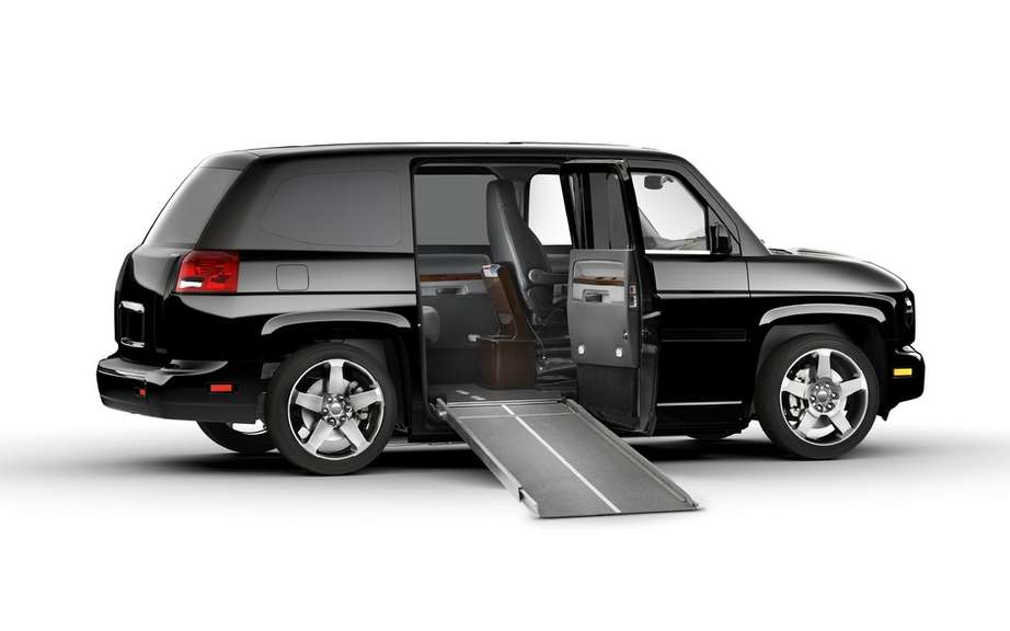 MV-1: the ideal vehicle for guests with limited mobility