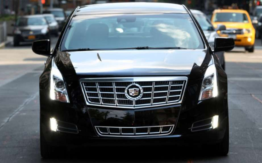 Cadillac XTS W20: reserved for professional services picture #3