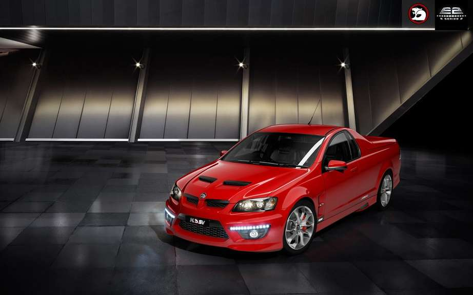 Chevrolet SS 2014 unveiled at Daytona