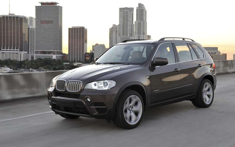 Braking: 30,000 sport utility vehicles manufactured by BMW are recalled