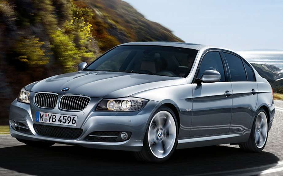BMW recalls 65,285 vehicles in Canada