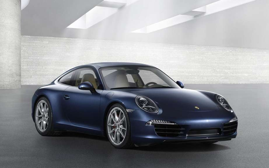 Porsche 911 Carrera S 2013: the best design of the year