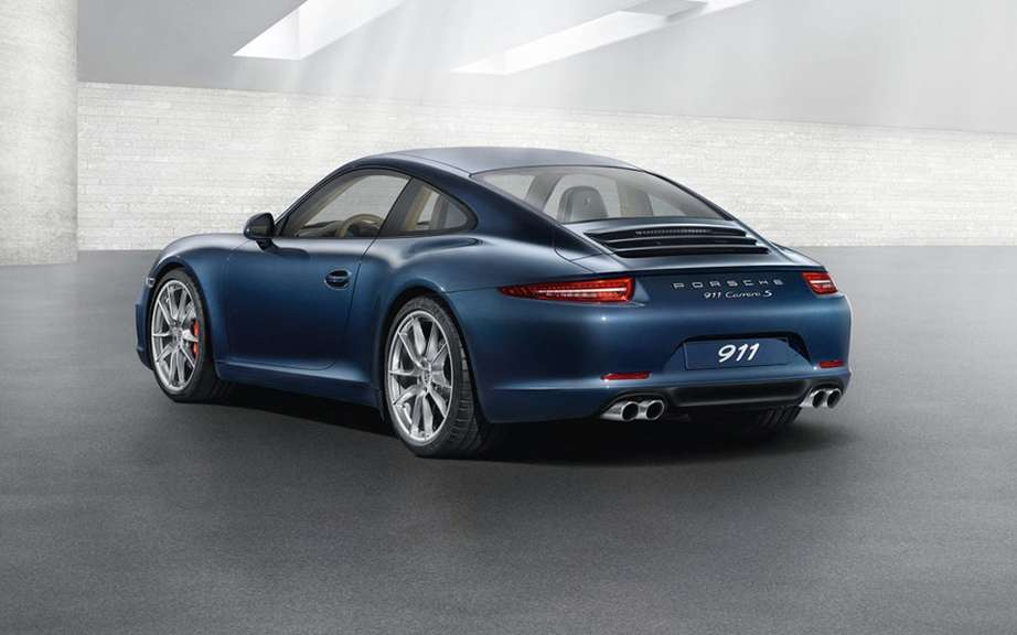 Porsche 911 Carrera S 2013: the best design of the year picture #2