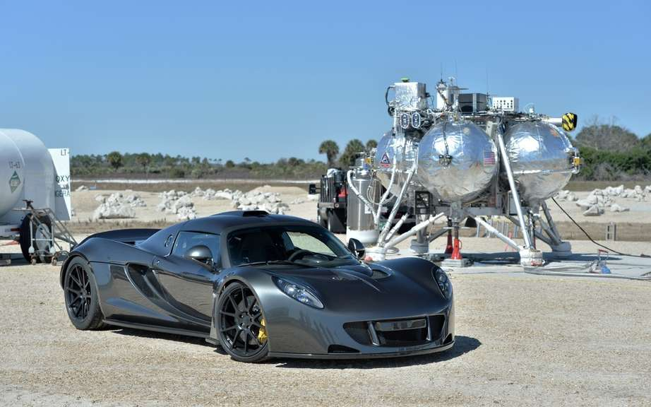 World's Fastest year edition for the Hennessey Venom GT picture #6