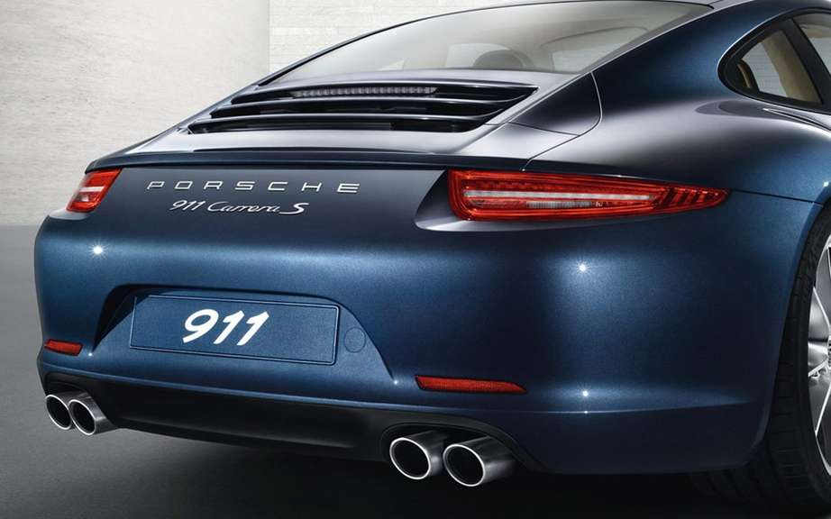 Porsche 911 Carrera S 2013: the best design of the year picture #5