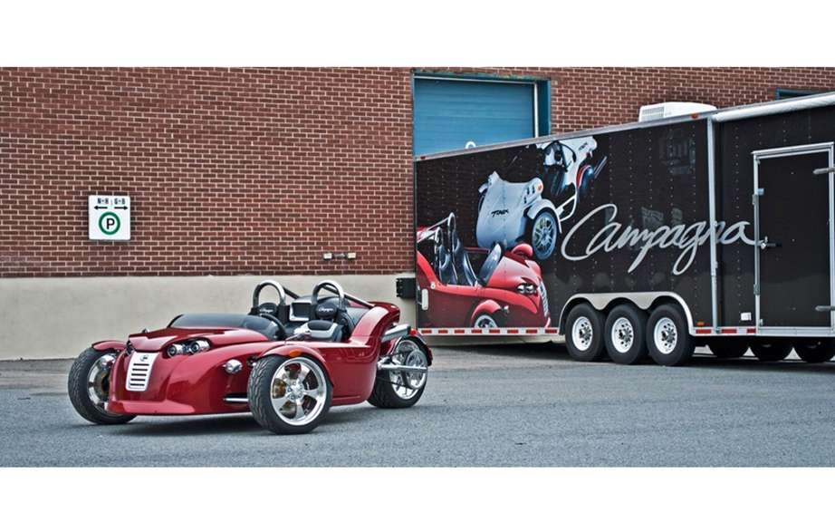 The Quebec firm Campagna Motors signed an agreement with BMW