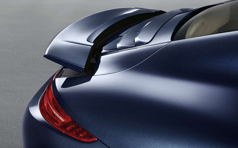 Porsche 911 Carrera S 2013: the best design of the year picture #6