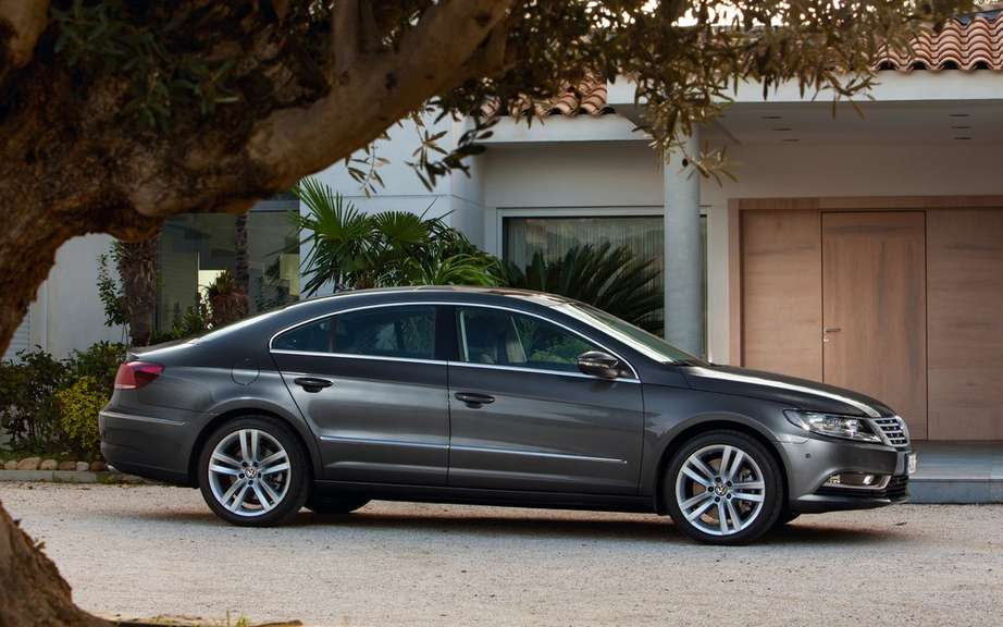 Volkswagen CC: henceforth it will be a range