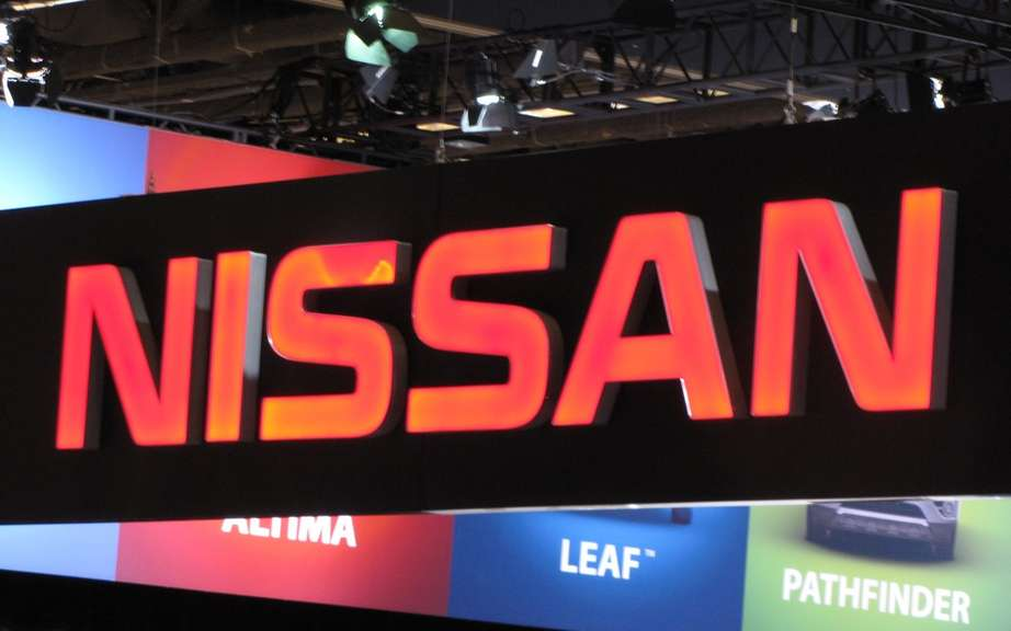 The Nissan quarterly profit collapses