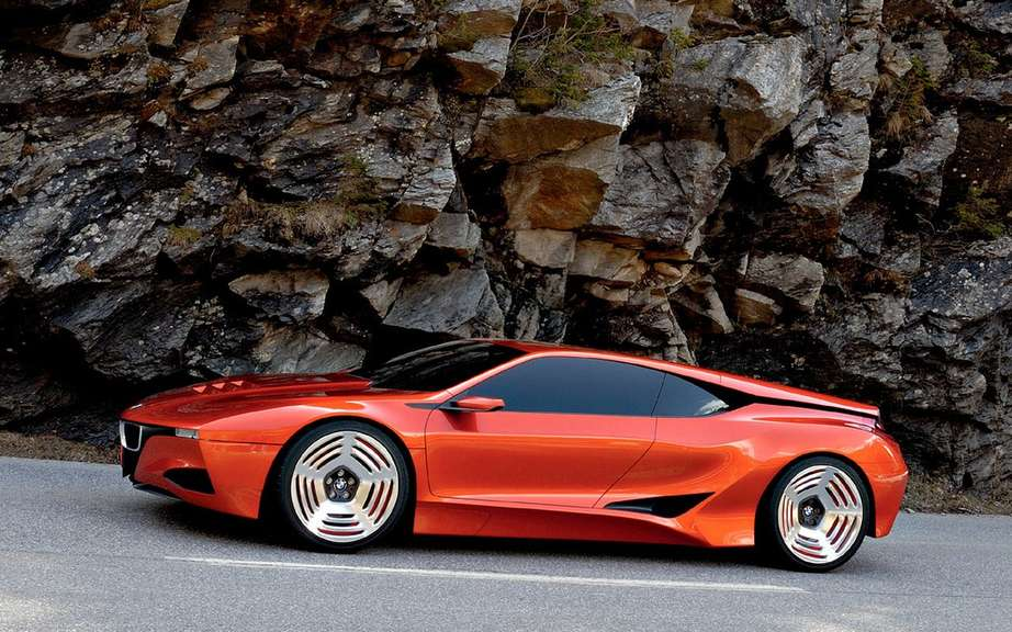 BMW M8: a rumor of more persistent picture #3