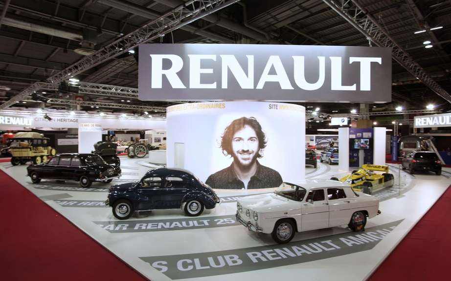 Renault Retromobile Salon 2013 picture #3