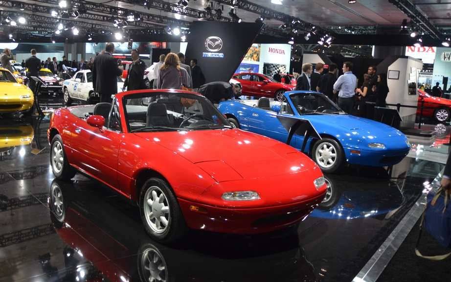 Mazda MX-5: A first step 25 picture #2